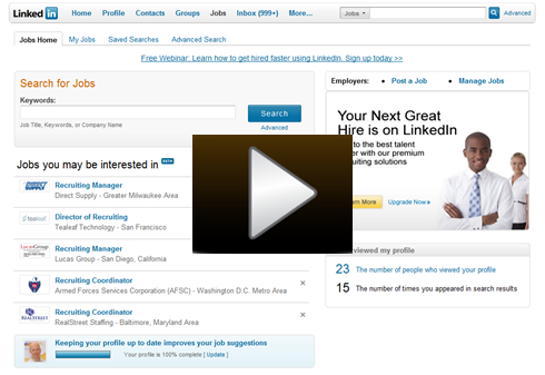 Free LinkedIn Profile Optimization and Job Seeker Advice | Boolean ...